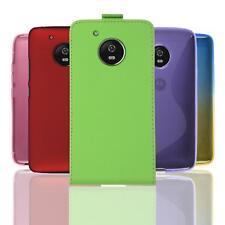 Schutzhülle Cover Case Tasche für Lenovo Motorola Moto Modelle + Display-Schutz