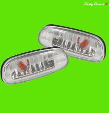 Subaru Impreza Wrx Sti 93-00 Crystal Clear Side Guard Altezza Indicators lights