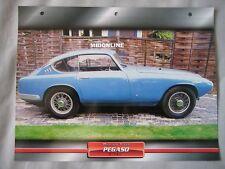 Pegaso Z-102 Dream Cars Card