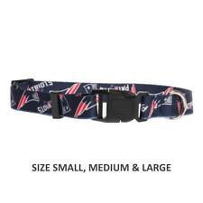 New England Patriots Dog Pet NFL Sports Collar (sizes)