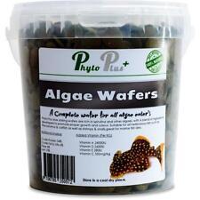 Phyto Plus Algae wafers Spirulina Tablets Bottom Feeders Catfish Pleco All Sizes