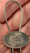 Hanomag R 40 Schlüsselanhänger Keyring Trecker R40 Traktor Fotogravur Gravur