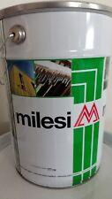 Impregnante legno esterni ad acqua professionale Milesi 5 litri