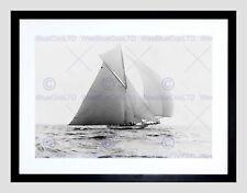 85505 TRANSPORT SAILING SHIP COLUMBIA OCEAN USA Decor WALL PRINT POSTER CA
