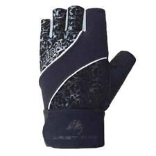 Chiba Lady Wristpro Trainingshandschuhe Schwarz Sport Fitness Handschuhe Zubehör
