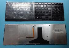 Clavier toshiba satellite a660-11m a665-14f a660-1fl a660 bel euchtet Keyboard