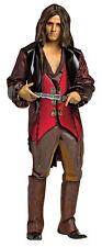 Once Upon A Time Rumpelstiltskin Adult Men's Costume Leather Vest Rasta Imposta