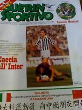 Guerin Sportivo 43 1979 Argentina URSS CCCP Cina Mundia