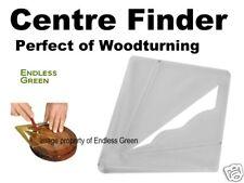 Tournage sur bois centre Finder-outil simple, utilisé pour trouver & Mark le centre de bois