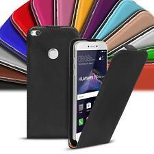 Huawei P8 Lite 2017 Handy Tasche Flip Case Cover Schutz Hülle Slim Klapp Etui