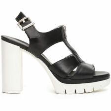 Nero Giardini p717761d 100 sandalo tacco donna cerniera sandales