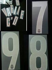 Juventus Fc Kit Personalizzazione Printing Nameset x maglia tg 2004 06
