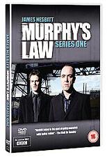 MURPHY'S LAW - SERIES ONE 1 - BBC DVD 3 DISC SET - STARRING JAMES NESBITT