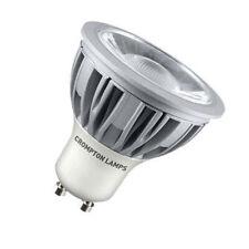 Crompton 5W LED GU10 Cob Bulb Flood Beam Dimmable - Warm, Cool, Daylight White