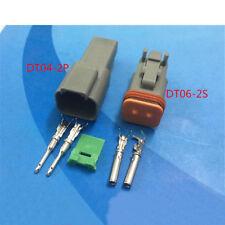 Deutsch DT06-2S/DT04-2P DT06-3S/DT04-3P Female/Male Lights/Car Connector Kits