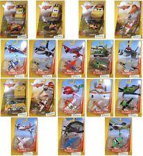 Disney Planes Autos Cars Characters 1:55 Avion Wings Original Die-cast Mattel