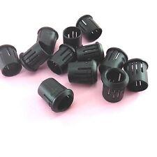 10mm supporto di plastica LED Luce A Diodi 1-200pcs Pannello Clip VETRINA Segno