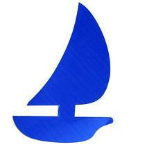 Sailboat Cutouts Plastic Shapes Confetti Die Cut FREE SHIPPING