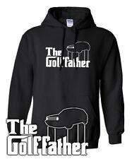 HOODIE * THE GOLFFATHER MK2 2er Golf SWEATSHIRT gti RETRO der vw Pate Satire