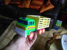Camion Chine Jouet de Bazar Plastic Penny Toy 1975