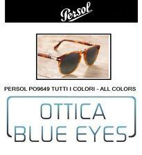 Occhiali da Sole Persol 9649 649 Sonnenbrillen Gafas Sunglasses McQueen Original