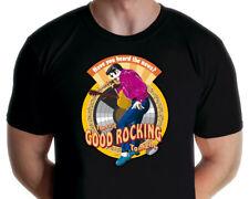Elvis Presley - Good Rocking Tonight T-shirt (Jarod Art Design)