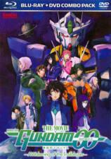 Mobile Suit Gundam 00: The Movie - A Wakening of Trailblazer (Blu-ray/DVD, 2011)