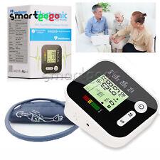 Arm Meter Pulse Wrist Blood Pressure Monitor LCD Display Sphygmomanometer BSG