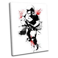 Stormtrooper Canvas Art Print Picture 3 -  Gallery Grade