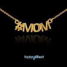 #MOM 14k Gold Necklace
