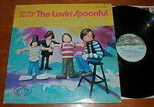 """LOVIN' SPOONFUL Orig 1970 """"Very Best Of"""" LP Kama Sutra"""