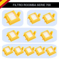 FILTRO HEPA iROBOT RECAMBIOS ROOMBA ACCESORIOS, REPUESTO 760.770.780.790