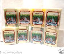 SAPONE Naturale all'Olio di Cocco e Oliva Bio*+OLI ESSENZIALI 100 g NATURAL SOAP