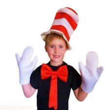 CHILDRENS CRAZY CAT HAT COSTUME INTERNATIONAL SCHOOL BOOK WEEK DAY  FANCY DRESS