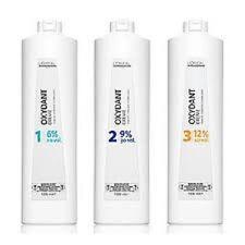 oxydant,coloration,décoloration l'oréal professionnel