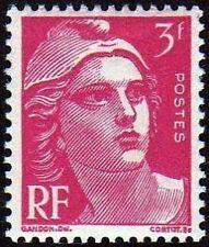 "FRANCE TIMBRE STAMP N°806 ""MARIANNE DE GANDON 3F"" NEUF XX TTB"