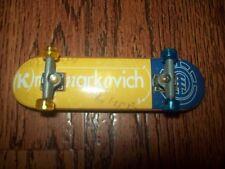 "Rare ""Element"" tech deck fingerboard (Vintage) yellow"