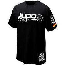 T-Shirt DEUTSCHLAND JUDO - NIPPON SPORT COMBAT JAPAN