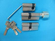 ABUS Wavy Line Pro div. Profilzylinder WLP13 inkl. 3 Schlüssel verschied. AKTION
