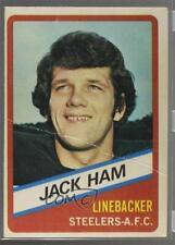 1976 Wonder Bread All-Star Series #18 Jack Ham Pittsburgh Steelers Football Card