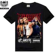 Metallica St. Anger 100% Cotton Graphic T-Shirt - S M L XL 2XL