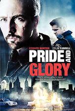 Pride and Glory, New DVD, Edward Norton, Colin Farrell, Noah Emmerich, Jon Voigh