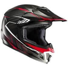 Hjc Cl-xy II BLAZE Niños Motocicleta OFF ROAD / CASCO CROSS - Negro Blanco Rojo