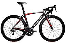 CARBON FIBER ROAD BIKE BICYCLE CYCLING STRADALLI AERO 7 BB30 SHIMANO 6870 FSA