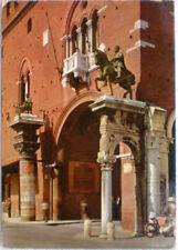 1980 FERRARA Palazzo del Podestà Arco Statua Duchi Este