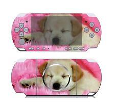 Cute Dog Vinyl Decal Skin Sticker for Sony PSP 3000