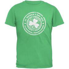St. Patrick's Day - Allentown PA Irish Green Adult T-Shirt