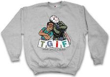 Magnifique I Sweatshirt Pull It 's Friday Family Steve Jason Urkel Fun Matters