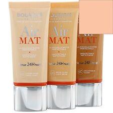 2 x Bourjois Air Mat Mattifying Foundation 30ml - Various Shades
