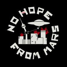 """""""no Hope from Mars"""" Berlin tshirt """"OVNI's vs. Berlín"""""""